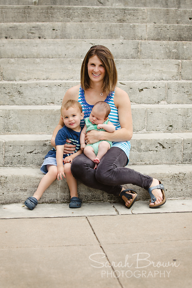 St. Edwards University Family Photo Shoot