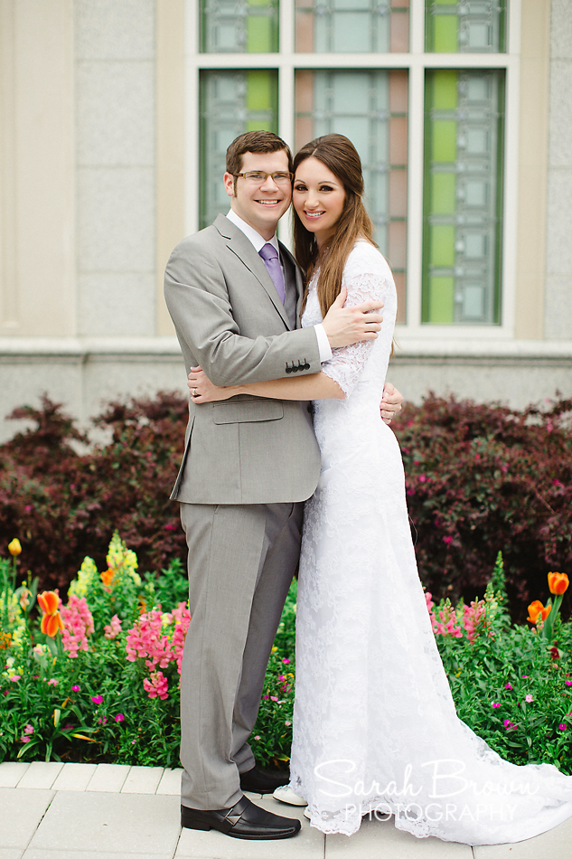 LDS Houston Texas Wedding