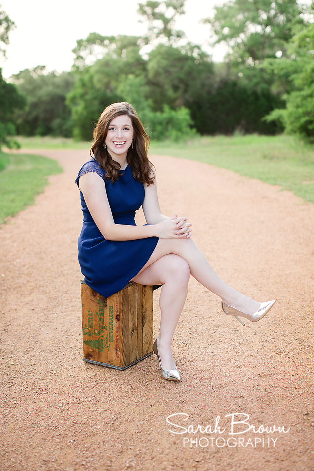 Dripping Springs Senior Photography